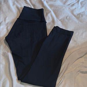 Lululemon leggings!! WORN ONCE